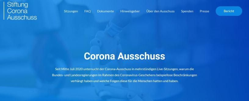 Corona-Ausschuss
