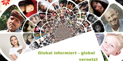 Links - Global informiert, global vernetzt