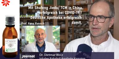Shufeng Jiedu - Alternativ Heilen bei COVID-19